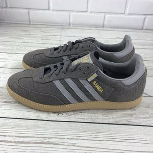 Adidas Samba Men's Sneakers Grey Gum G20222